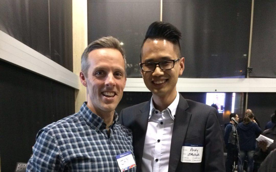 Jay Simons, Atlassian President Roadshow: A Recap of The Toronto AUG Event